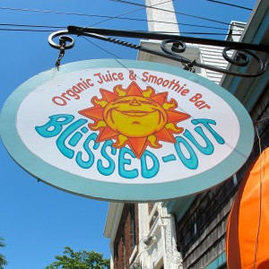 Blissed-Out Organic Cafe, Vineyard Haven