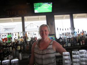 Tatiana Pavlenko, Lookout Tavern, Oak Bluffs