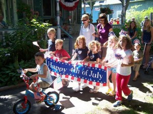 Happy 4th of July, Martha's Vineyard parade