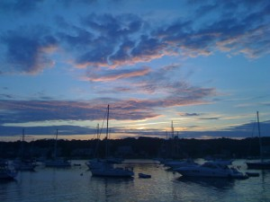 Vineyard Haven harbor, Martha's Vineyard