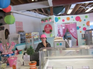Sweet Spot Candy and Ice Cream Store, Oak Bluffs, Martha's Vineyard
