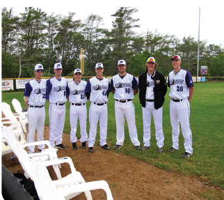 Martha's Vineyard Sharks baseball team