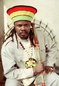 Luciano, reggae artist