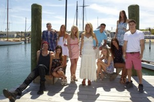 Cast of ABC Family's The Vineyard