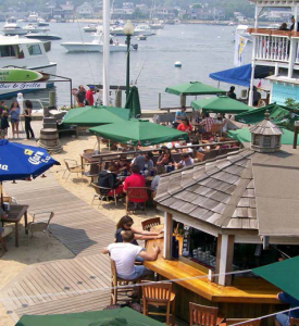 Sand Bar and Grille, Oak Bluffs on Martha's Vineyard