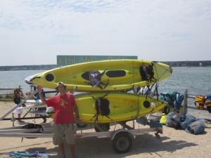 Spirit Kayak, Martha's Vineyard