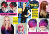 Sizzlin' Cuts: Circuit Style Creations
