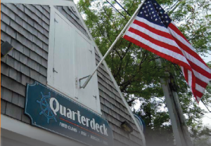 The Quarterdeck, Edgartown MA
