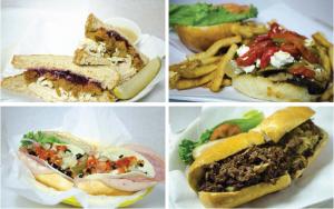 Skinny's Fat Sandwiches, Martha's Vineyard