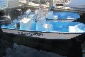 Rent a whaler, MV Ocean Sports
