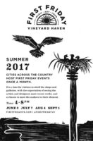 First Friday Celebrates Arts and Community in Vineyard Haven